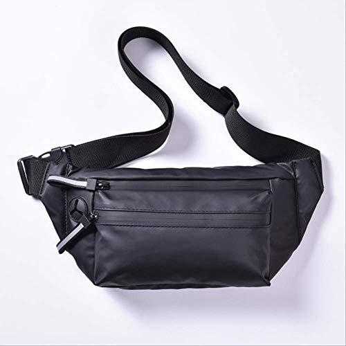 Generic Brands Sac de ceinture étanche avec prise casque et ceinture réglable, compatible avec différents téléphones portables de moins de 7,5\