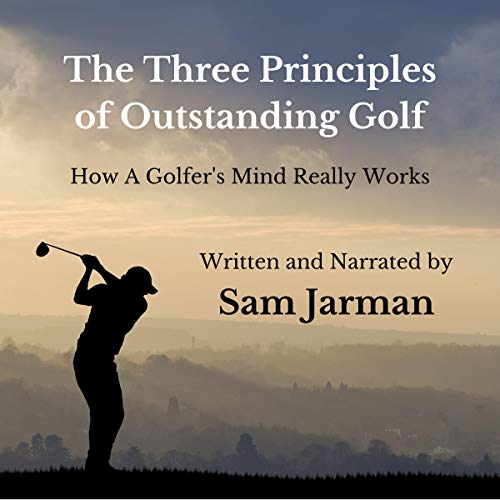 The Three Principles of Outstanding Golf cover art