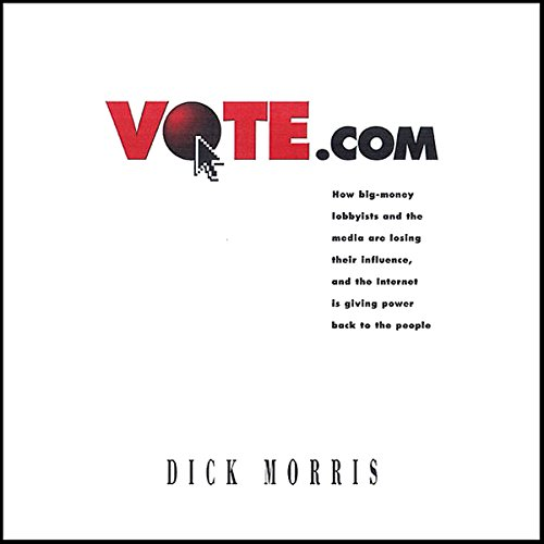 Vote.com audiobook cover art