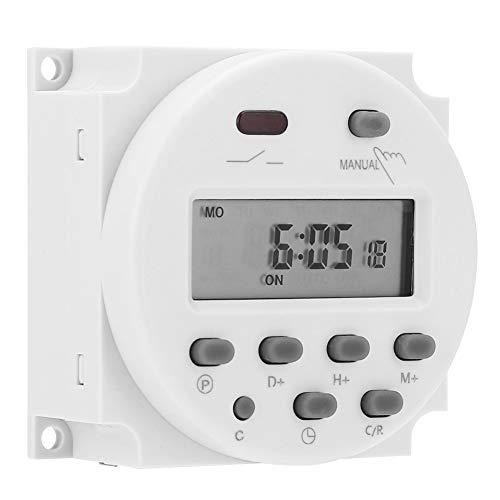 Mikrocomputer-Leistungs-Timer-Schalter Mikrocomputer-Leistungs-Timer-Schalter Mini-Digital-Timer-Schalter Zeitschalterrelais