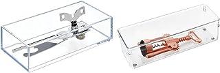 iDesign range couvert, petit casier rangement plastique, rangement tiroir & range couvert, petit rangement tiroir en plast...