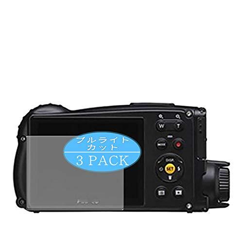 VacFun 3 Piezas Filtro Luz Azul Protector de Pantalla, compatible con Kodak PIXPRO WP1 61.5/48/R1, Screen Protector Película Protectora(Not Cristal Templado) NEW Version
