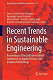Recent Trends in Sustainable Engineering: Proceedings of the 2nd International Conference on Applied Science and Advanced Technology: 297 (Lecture Notes in Networks and Systems)