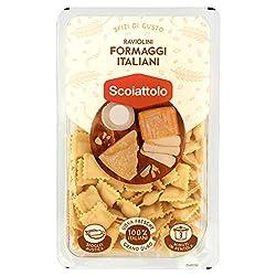 Scoiattolo - Raviolini Formaggi, 200g