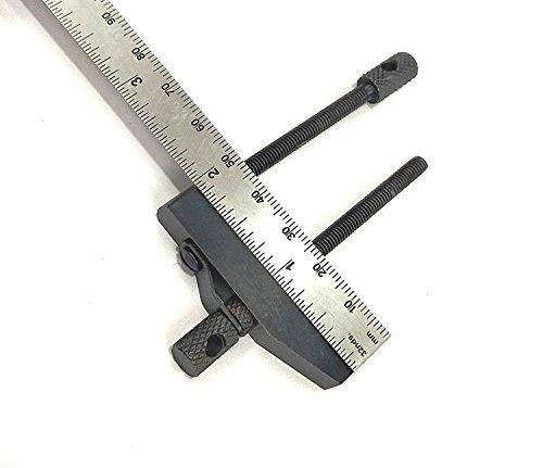 Präzisionswerkzeug-Parallelklemmen Schraubstock, Stahl, DIY Handwerk, Holzarbeiten, Ingenieurwerkzeuge, 50 mm
