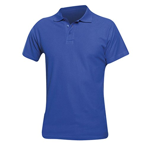 Sols Herren Spring II Polo-Shirt, Kurzarm (4XL) (Königsblau)