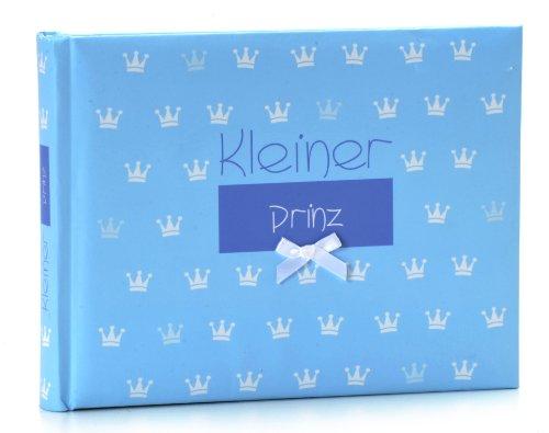 Goldbuch 19088 Taschenalbum Kleiner Prinz, blau