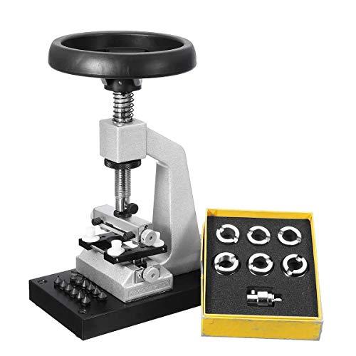 Zurück Presse & Zubehör Uhrmacher Reparaturset 5700# Bench-Uhr-Öffner-Kasten Mehrfachwerkzeug
