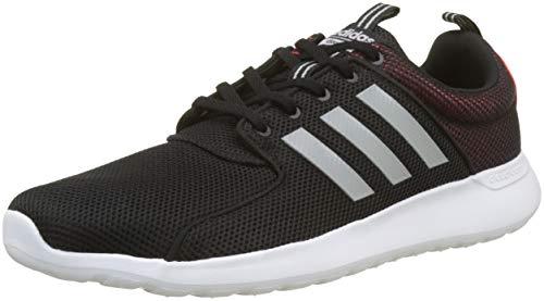 adidas Cf Lite Racer, Scarpe Running Uomo, Nero (Core Black/Grey Two F17/Hi-Res Red S18), 42 EU