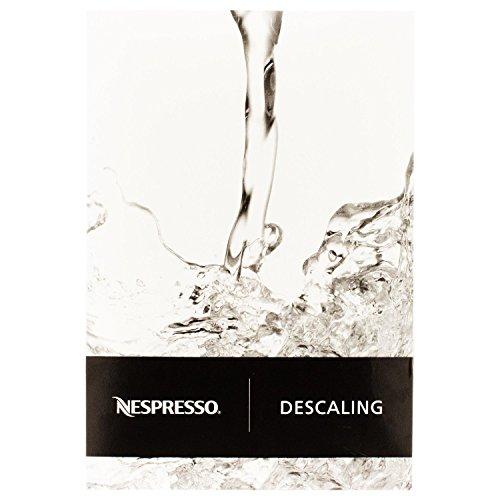 Nespresso Solution de détartrage, compatible avec tous les modèles