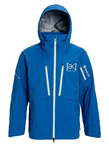Burton Mens Ak Gore-Tex Hover Stretch Jacket, Classic Blue, XX-Large