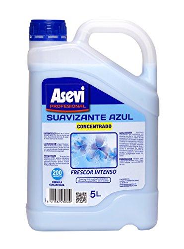 Asevi Profesional Suavizante Azul Concentrado 5 Litros (23060)