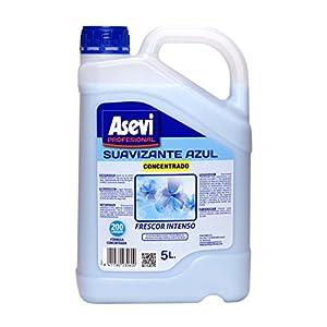 Asevi Profesional Suavizante Azul Concentrado 5 Litros