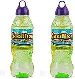 Gazillion Bubbles 1 Liter Bubble Solution 2-Pack
