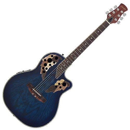 STAGG Westerngitarre  A2006, blueburst