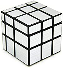 Kids Dukaan 3*3*3 Silver Puzzle Cube Game for Kids/Adults