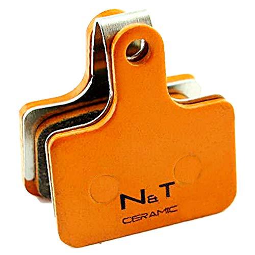 Noah And Theo NT-BP036/CR - Pastillas de Freno de Disco cerámico para Tektro HD-R310 y HD-R510