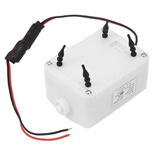 SALUTUYA Mini Bomba de Aire portátil Inflable eléctrica de la Bomba de Aire para la oxigenación del Acuario