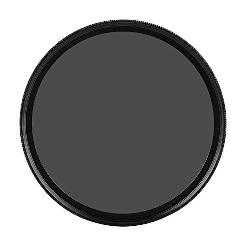 GAESHOW Ultra Slim optisches Glas ND1000 ND-Filter mit mehrfach beschichteter neutraler Dichte ND1000 ND-Filter Mehrfach beschichteter ND-Filter(49mm)