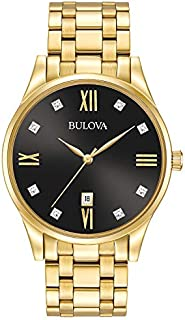 Bulova Men's Diamonds - 97D108