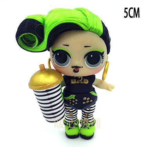 LOL Surprise pop originele blinde doos Magic DIY lols poppen omg jurk Action Figure model Girl's speelgoed cadeau-1 stuk