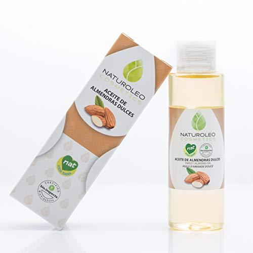 Naturoleo Cosmetics - Aceite Almendras Dulces NAT...