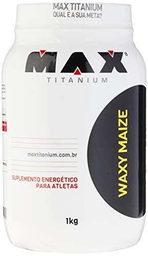 Waxy Maize, Max Titanium, Natural, 1000 g