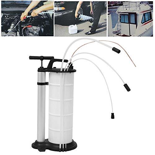 MOMOJA Ölabsaugpumpe Absaugpumpe Flüssigkeitsabsaugpumpe Handpumpe Saugpumpe 9L