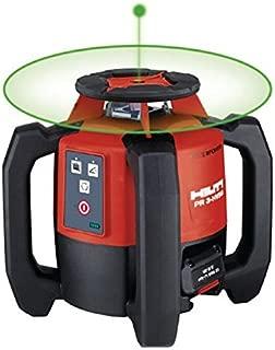 Hilti PR 3-HVSG Rotating Laser Kit with PRA 72 Wall-Mount - 3528946