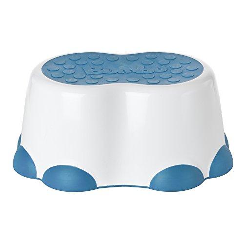 Bumbo バンボ ステップ スツール 【正規総輸入元】独り立ちへのファーストステップ ぞうさんの足 踏み台 耐荷重50kg Bumbo step stool ブルー