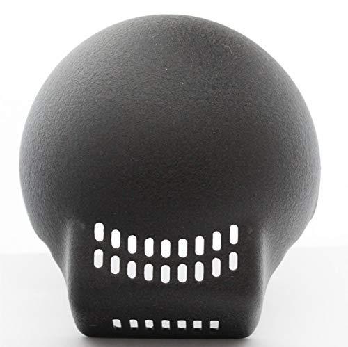 240253–13 KitchenAid 5 Qt. Support pour tête inclinable Artisan fin Noir Plissé