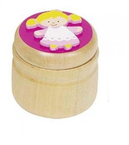 Goki Zahndose aus Holz - Prinzessin