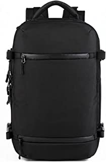 "Dengyujiaasj Backpack, USB Charging Travel Backpack, Water Repellant Multifunction Bag, Men Backpack for 15""17"" Laptop Bac..."