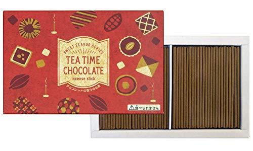 丸叶むらた TEA TIME CHOCOLATE チョコの香りのお香 50g