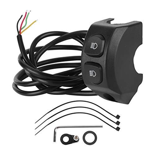 Interruptor de luz antiniebla, reemplazo de interruptor de luz antiniebla impermeable para motocicleta para R1200GS / R1250GS / F750GS / F850GS