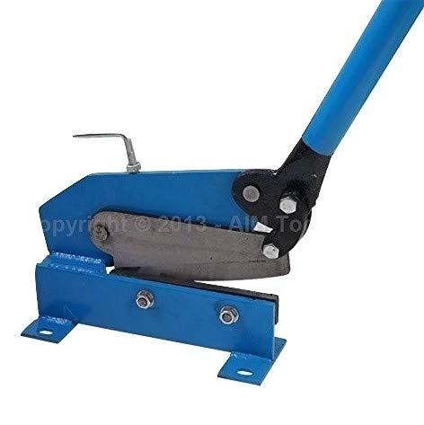 Cesoie a taglio manuale per lamiera piana in lamiera d\'acciaio da 180 mm