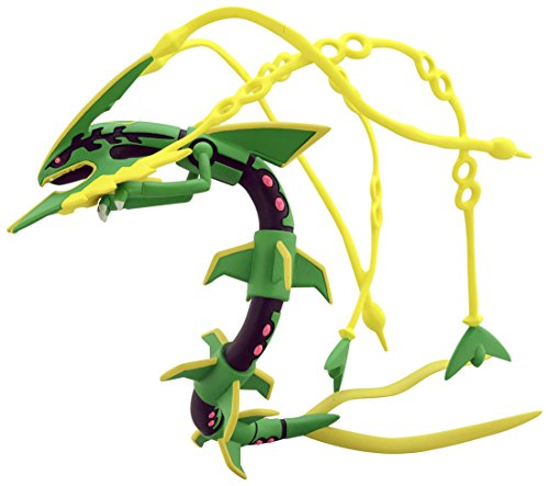 Takaratomy Official Pokemon X & Y Hyper Size HP-07 Mega Rayquaza 5