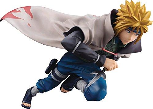 Megahouse Naruto Shippuden Namikaze Minato Gem PVC Figur PVC Figur
