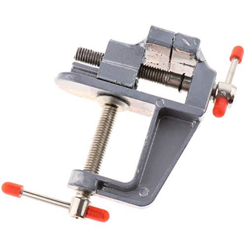 Mini Tisch Schraubstock Tragbarer Mini-Tischschraubstock Bohrmaschine Schraubstock