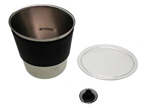Jura 72065 Milchbehälter mit Deckel für 24019 Milchaufschäumer