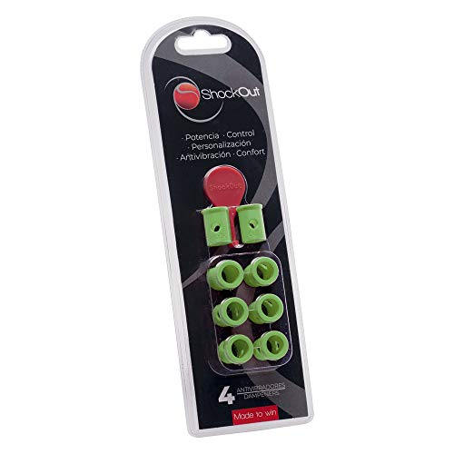 ShockOut Antivibrador Padel (Verde)