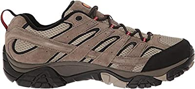 Merrell Men's Moab 2 Waterproof Hiking Shoe, Bark Brown, 8.5 M US