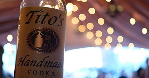 Tito´s Handmade Vodka 40% vol., 6-fach destilierter Wodka aus 100% Mais, Vodkamarke Nr. 1 in den USA (1 x 0.7 l) - 9