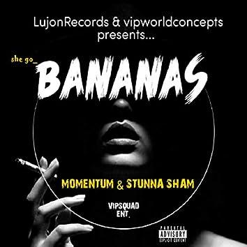 BANANAS (feat. Stunna Sham)