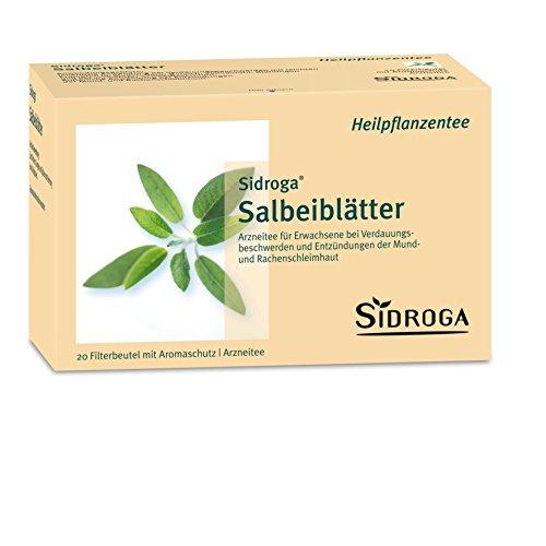 Sidroga Salbeiblätter, 20 St