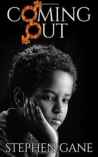 Coming Out: A book about a young boy's dream of becoming a police detective whilst coming to terms with his mixed race background and being gay.