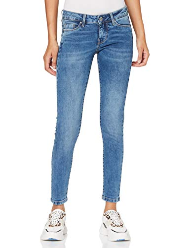 Pepe Jeans Damen Jeans Soho, Denim MF, 31W / 28L