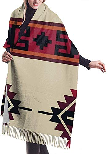 Irener Wickeldecke Schal, Daryl Dixon Poncho Women Soft Cashmere Scarf Large Pashminas Shawl Blanket 77
