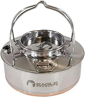 イーグルプロダクツ キャンプファイヤーケトル [ 0.7L ST200 ] EAGLE Products Campfire Kettle