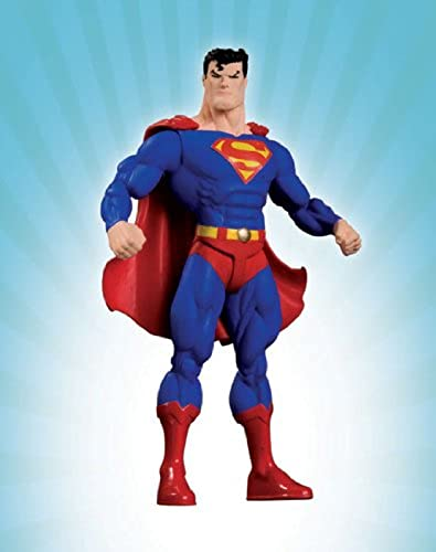 DC JLA CLASSIFIED SUPERMAN ACTIONFIGUR
